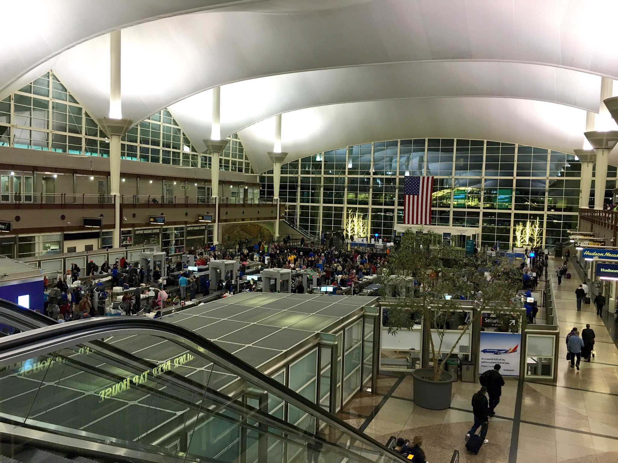 DIA braces for busy spring break travel