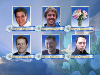 Never forget: victims of Aurora shooting