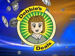 Debbie's Deals is on vacation