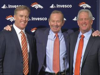Broncos owners dealing with Alzheimer's