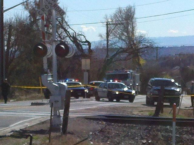 Man Killed By Freight Train Denver7 Thedenverchannel Com