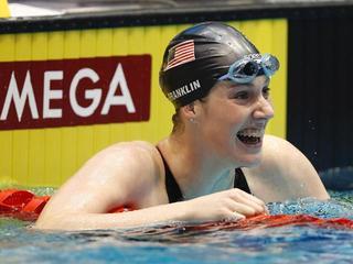 Olympic Star Missy Franklin Commits To California Berkley