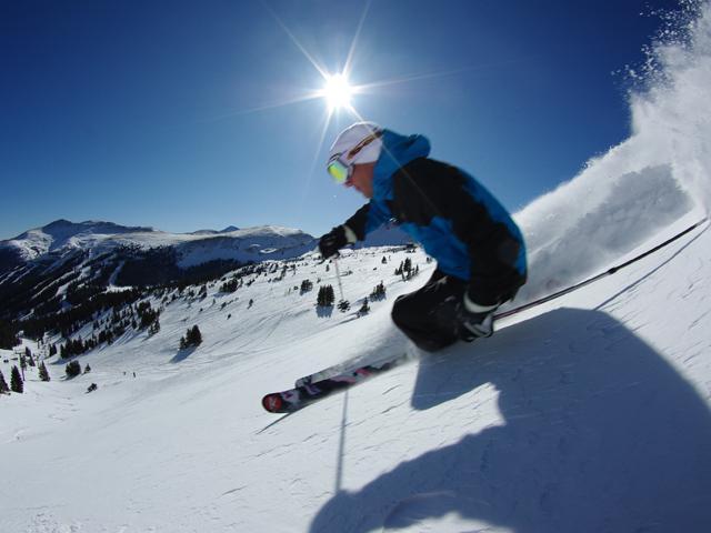Keystone Ski Season Open For Ski Season Fri