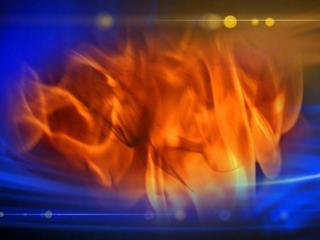 Brush fire burning near Wofford Heights
