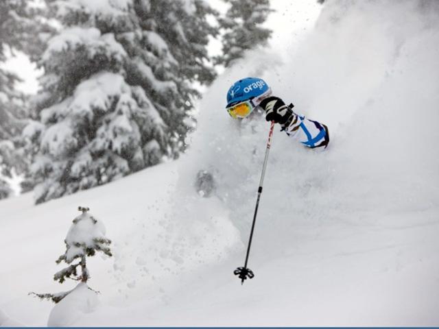 Hit - Run Skier slams into woman at Vail