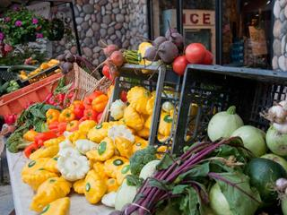Farm stands offer reduced-cost fresh produce