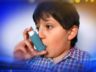 Kids' asthma rates quiet down, study says