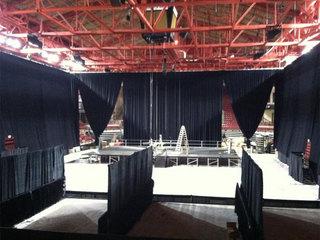 1st look: Pres. debate preps at DU