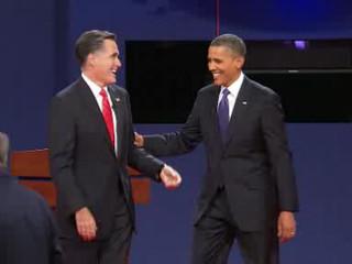 Truth Tracker: Presidential debate