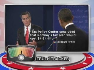 Truth Tracker: $5 trillion tax cut?