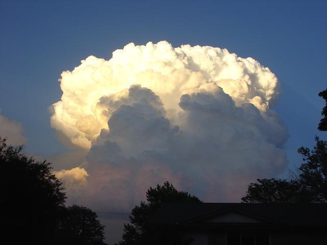 Thunderhead Cloud Pics Thunderhead Cloud Looking East