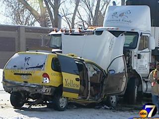 Yellow Cab Denver >> Cab Driver Killed In I-225 Accident - Denver7 TheDenverChannel.com