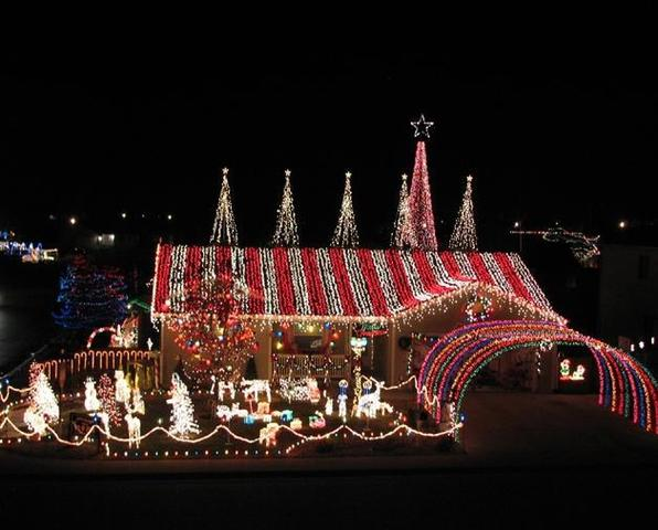 Christmas Lights, 70,000 + Synchronized To Music, Www ...