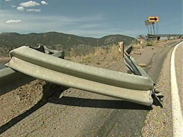 One percent of state guardrails improperly installed