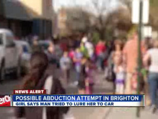 Attempted abduction near Brighton school