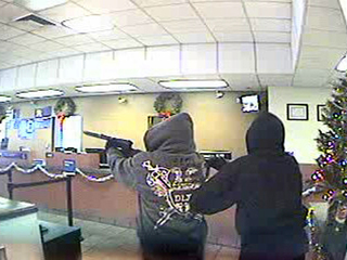 armed bank robbery US Bank on Colfax on Dec. 3