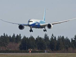 Boeing 787 Dreamliner United Airlines
