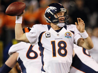 Manning Denver vs Oakland