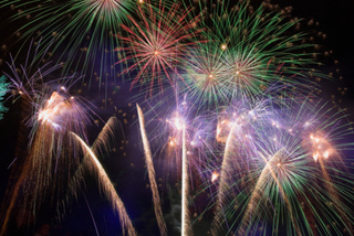 Where to see fireworks on 4th of July weekend