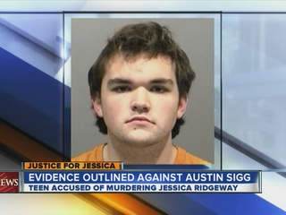 Jessica Ridgeway S Killer Austin Sigg Also Charged With Sex Assault In Her Death As It S Revealed Some Of Her Body Parts Were Found In The Crawl Space Of His Mother S Home