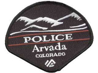 Arvada Police Department Patch