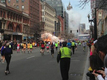 Man in Boston bombing case fatally shot