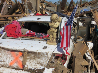 23 of 24 tornado victims identified