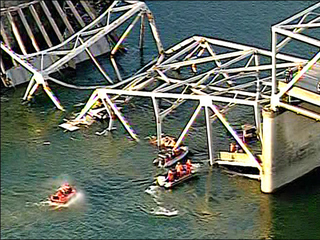 Collapsed I-5 bridge was 'obsolete'
