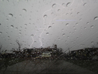Images: New storms slow down tornado cleanup in Moore, Oklahoma Thursday