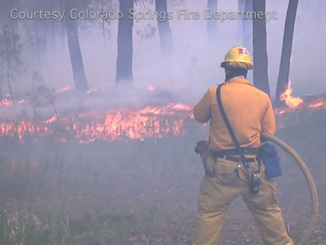 Black Forest Fire chief blames fire on residents not mitigating and extreme fire weather