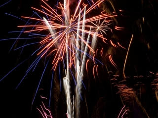 Where you can, cannot use fireworks in Colorado