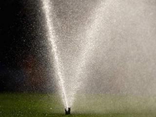 Buy a toilet or sprinklers, get a rebate
