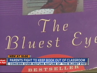 Broomfield parents petition to remove The Bluest Eye from approved reading list