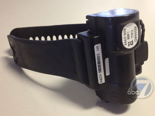 Ankle monitor tampering bill sent to governor