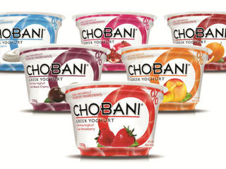 Chobani to expand beyond Greek yogurt
