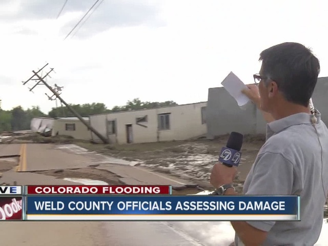 Weld County begins assessing flood damage