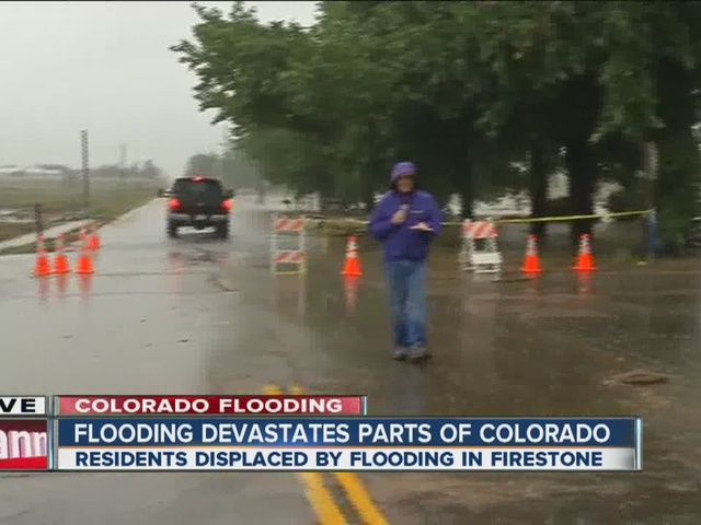 Flooding devastates parts of Colorado