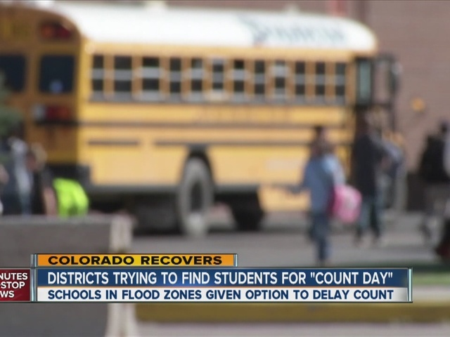 Push to get flood-impacted kids back in school