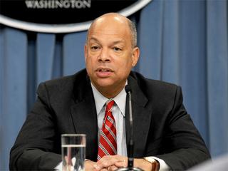 Secretario de Seguridad Nacional apoya Obama