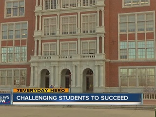Program allows students to succeed