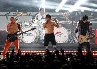 Red Hot Chili Peppers postpone Denver concert