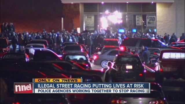 Illegal Car Racing Article In New York