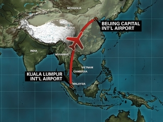 Families of Flight 370 still seek information