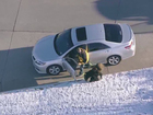 RAW VIDEO: Watch entire chase caught on video