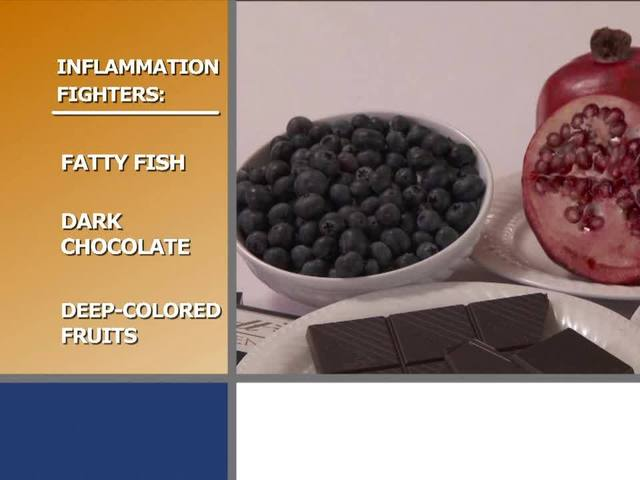 The Dr. Oz Show - Reduce Inflammation