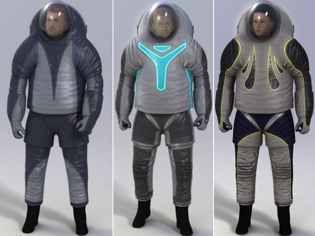 Image Gallery new nasa space suit