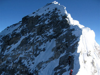Two climbers die reaching Mount Everest summit