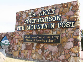 Fort Carson IDs soldier who died in training