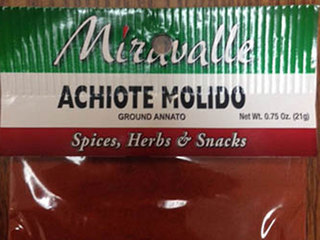 Spice recalled for Salmonella contamination