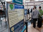 Advierten sobre virus MERS en aeropuertos